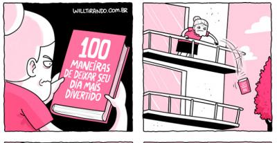100 maneiras de se divertir