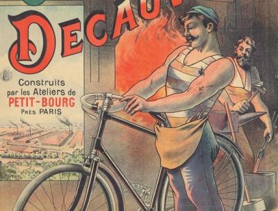 A bicicleta, história e os cartazes mais incríveis