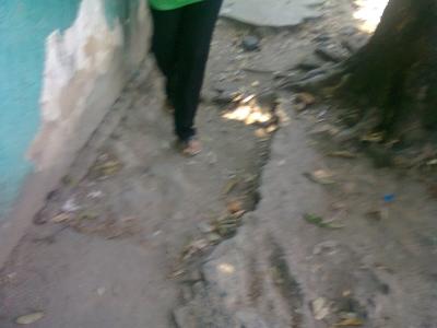 Calçada do Conservatório Pernambucano de Música