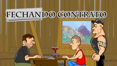 Fechando Contrato