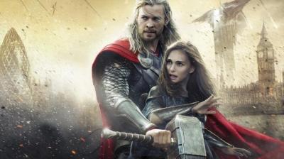 Jane Foster de Natalie Portman obtém novos poderes em 'Thor: Amor e Trovão'