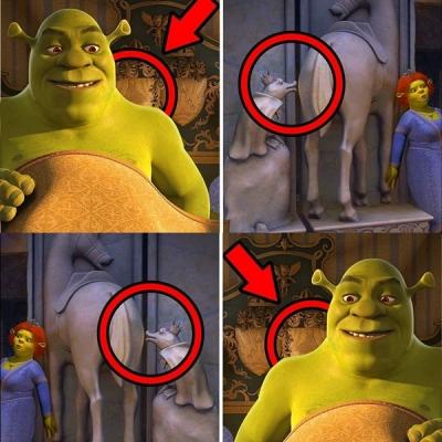 DETALHES que você PERDEU em SHREK 3 (DreamWorks)