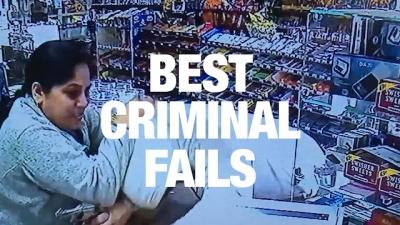 Confira alguns idiotas que não servem nem pra ser ladrões