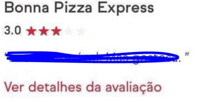 A famosa Pizza ex-mulher
