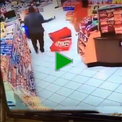 Um bom truque pra pegar ladrão