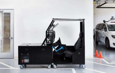 Empresa cria 'carro sem rodas' para controlar veículos autônomos