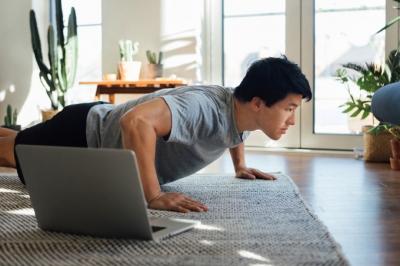 Treino para homens: trabalhe o corpo todo sem equipamentos