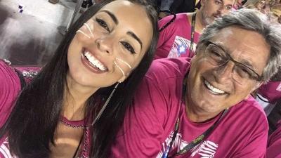 Filha de Eduardo Galvão quebra silêncio após morte do pai