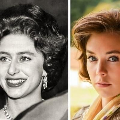 Pessoas da vida real interpretadas por atores famosos