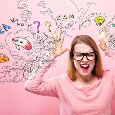 Onde está o estresse no cérebro humano?