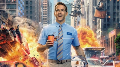 Novo filme de Ryan Reynolds sobre videogames ganha novo trailer