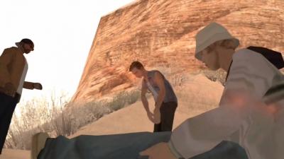 GTA San Andreas #63  Santo Peyote