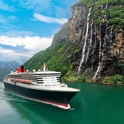 10 maiores navios de cruzeiros marítimos já fabricados no mundo