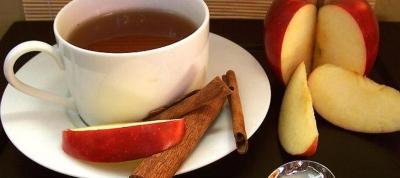 Emagreça até 5 quilos num mês com chá de maçã e canela