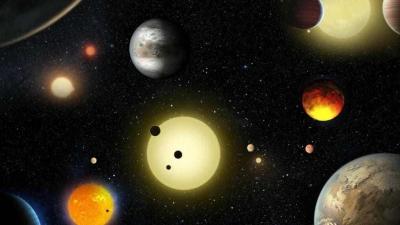 A Via Láctea pode conter até 6 biliões de planetas semelhantes à Terra