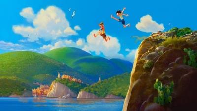 Conheça a nova animação da Pixar, Luca