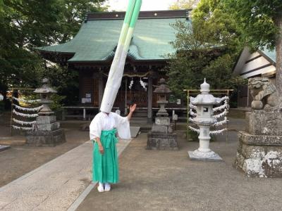 Todos os anos, este santuário japonês realiza o ritual mais estranho que você já