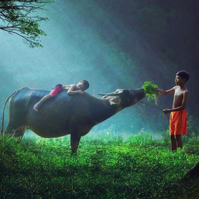 Achmad Munasit, aldeias da Indonésia – Entrevista