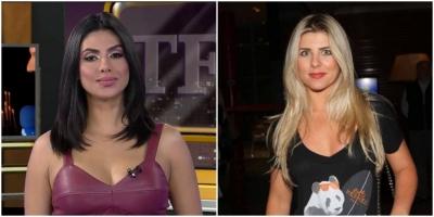 Flavia Noronha, do TV Fama, detona íris Stefanelli, expõe bastidor e escorraça