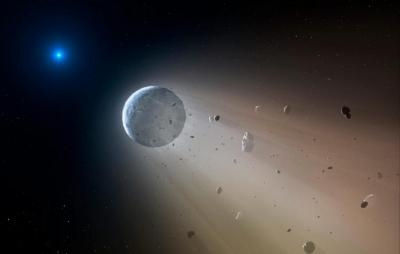Novos telescópios vão buscar vida ao redor de estrelas mortas