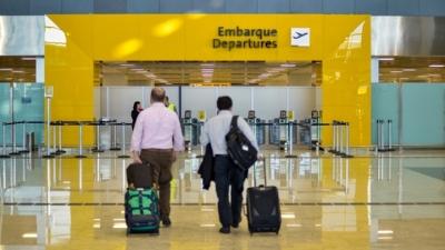 Taxa de embarque de voos internacionais ficará mais barata em 2021