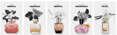 5 perfumes femininos mais vendidos da eudora