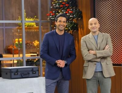 """Gastronomia, sacanagem e humor na TV: """"Mestres da Sabotagem"""""""