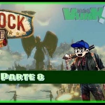 Bioshock Infinite - Pt 8 - Com o Zé!