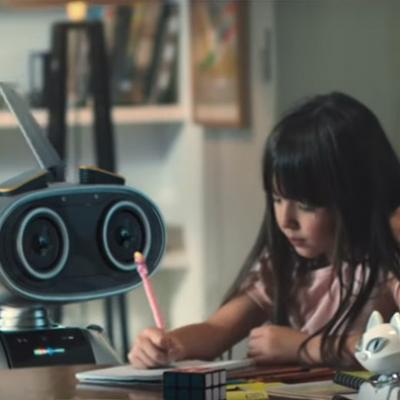 Robô descobre futuro cada vez mais humano