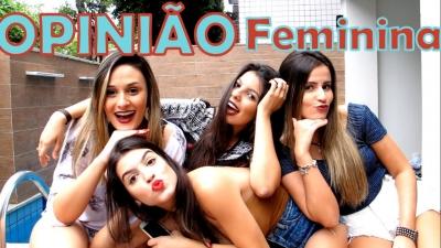 Opinião Feminina: Perguntas Masculinas 2 | Letícia Cecato |