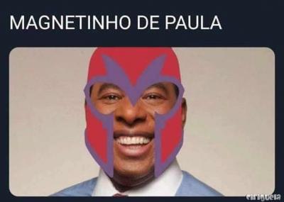 Aquele personagem dos X-Men…