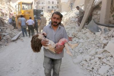 Consequências da guerra para crianças e adolescentes