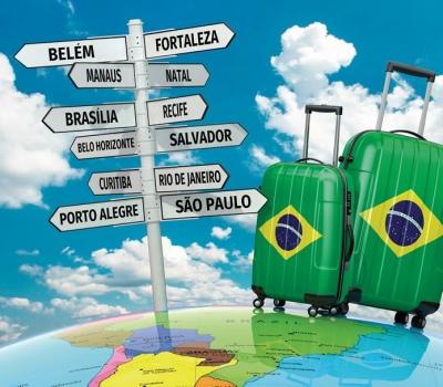 Restrições fazem o brasileiro viajar mais pelo país