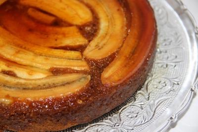 Receita de torta de banana fácil