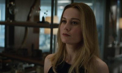 Cena deletada do filme da Capitã Marvel revela forma da Inteligência Suprema