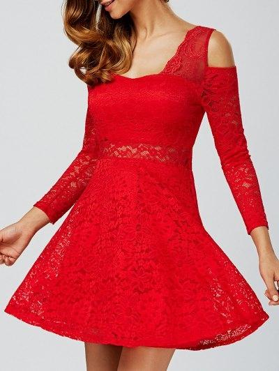 >> Tendência Vestido Vermelho
