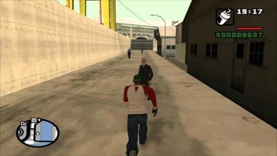 GTA San Andreas #30 Cortejando