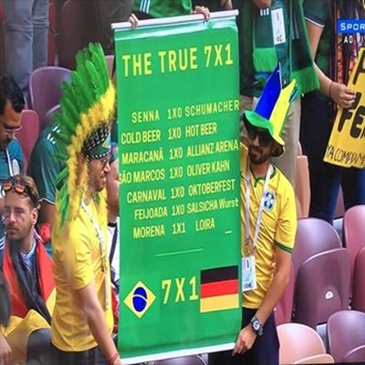 Os 12 melhores momentos da Copa do Mundo que você não viu