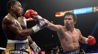 `Leia a Bíblia porque ela é o manual da vida´, diz campeão mundial de boxe