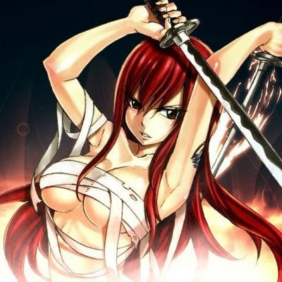 Mulheres mais poderosas dos animes