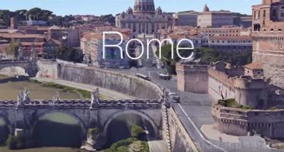 Faça uma viagem ao redor do mundo com esse pequeno vídeo