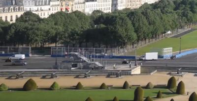 Veja como são construídas as pistas de corrida