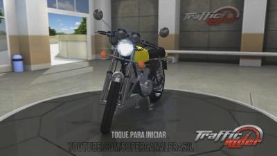 Traffic Rider #02 Modo Carreira!