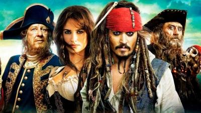 Entenda a ordem cronológica de todos os filmes do Piratas do Caribe