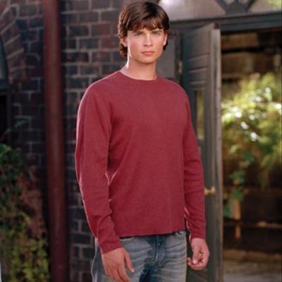 Smallville: Ator será pai do segundo filho