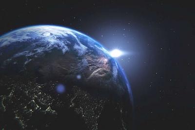Vídeo incrível que recria 4,5 biliões de anos de história da Terra