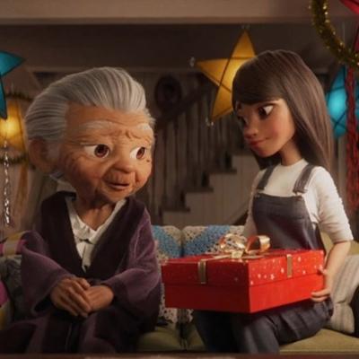 Disney celebra o Natal neste curta-metragem