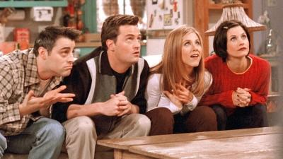 Reunião do elenco de Friends deve finalmente acontecer