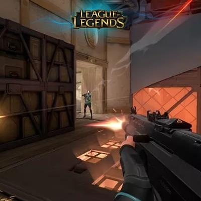 Anunciado FPS da Riot Games