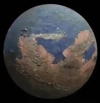 O planeta como você nunca tinha visto antes